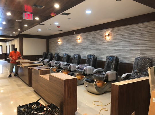 Coco Nail Spa is getting ready for its October opening at Vernon Place Shops on White Plains Road in Eastchester. The spa has signed a 12-year lease for 2,385 square feet at the shopping center.