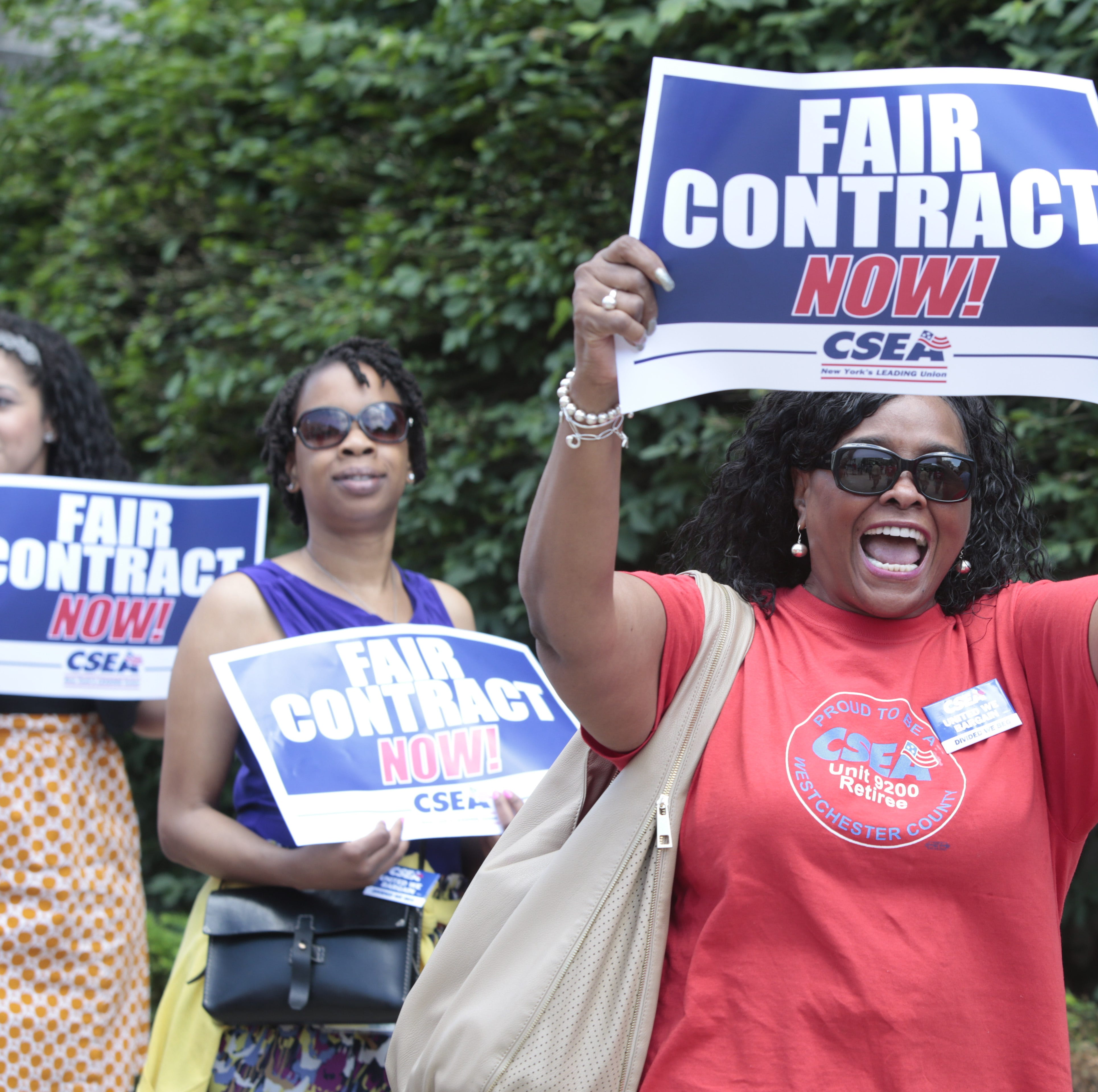 Westchester CSEA member calls on Latimer and union to 'do better'