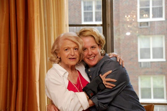 Edith Windsor and Roberta Kaplan