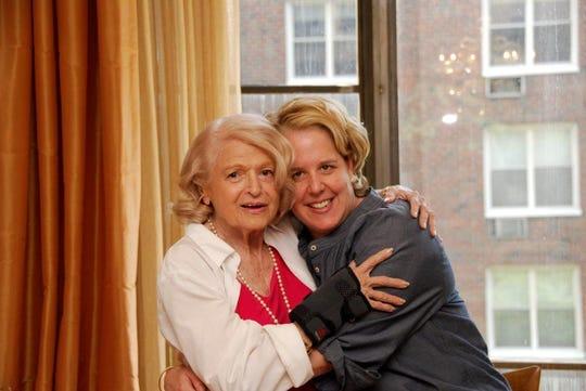 Edith Windsor and Roberta Kaplan