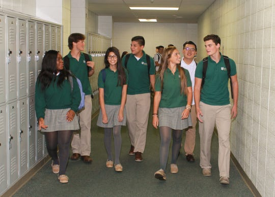 Students can enjoy various activities and organizations as they enter a new chapter of their lives