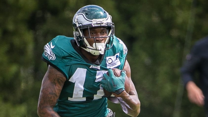 The Eagles are 2-1 despite not having all of their top offensive players together this season.
