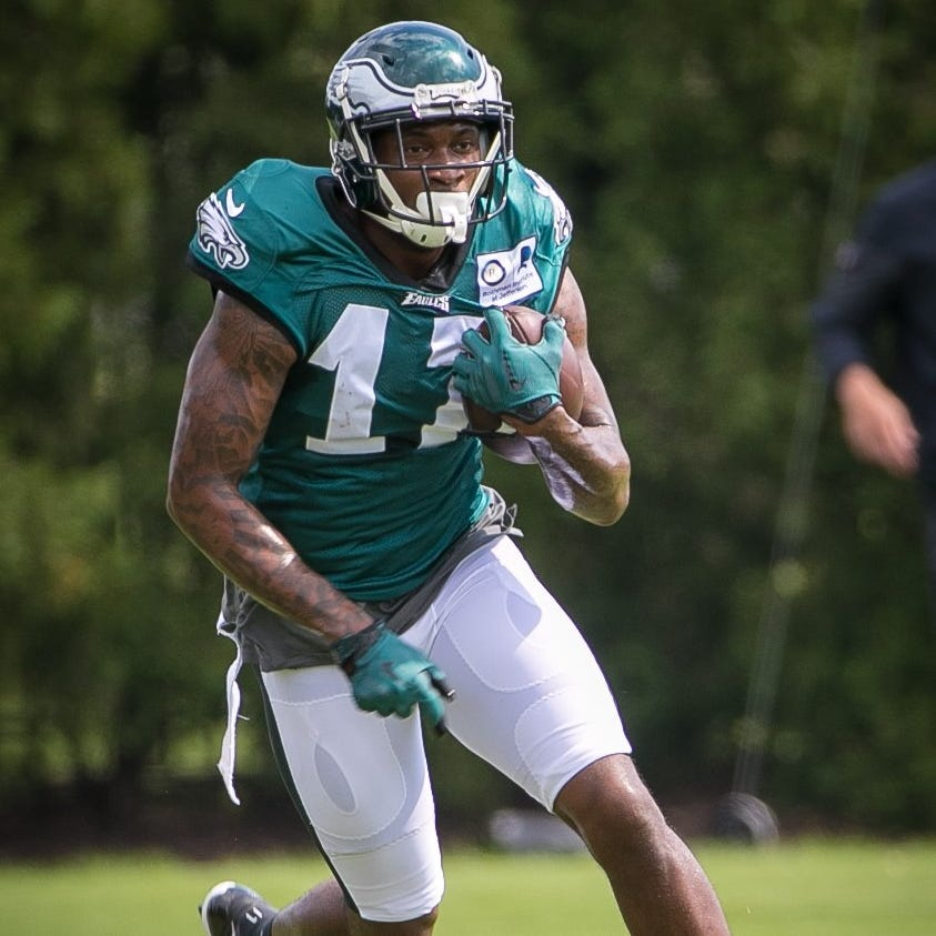 Eagles could be getting Alshon Jeffery, Jay Ajayi and Darren Sproles back this week