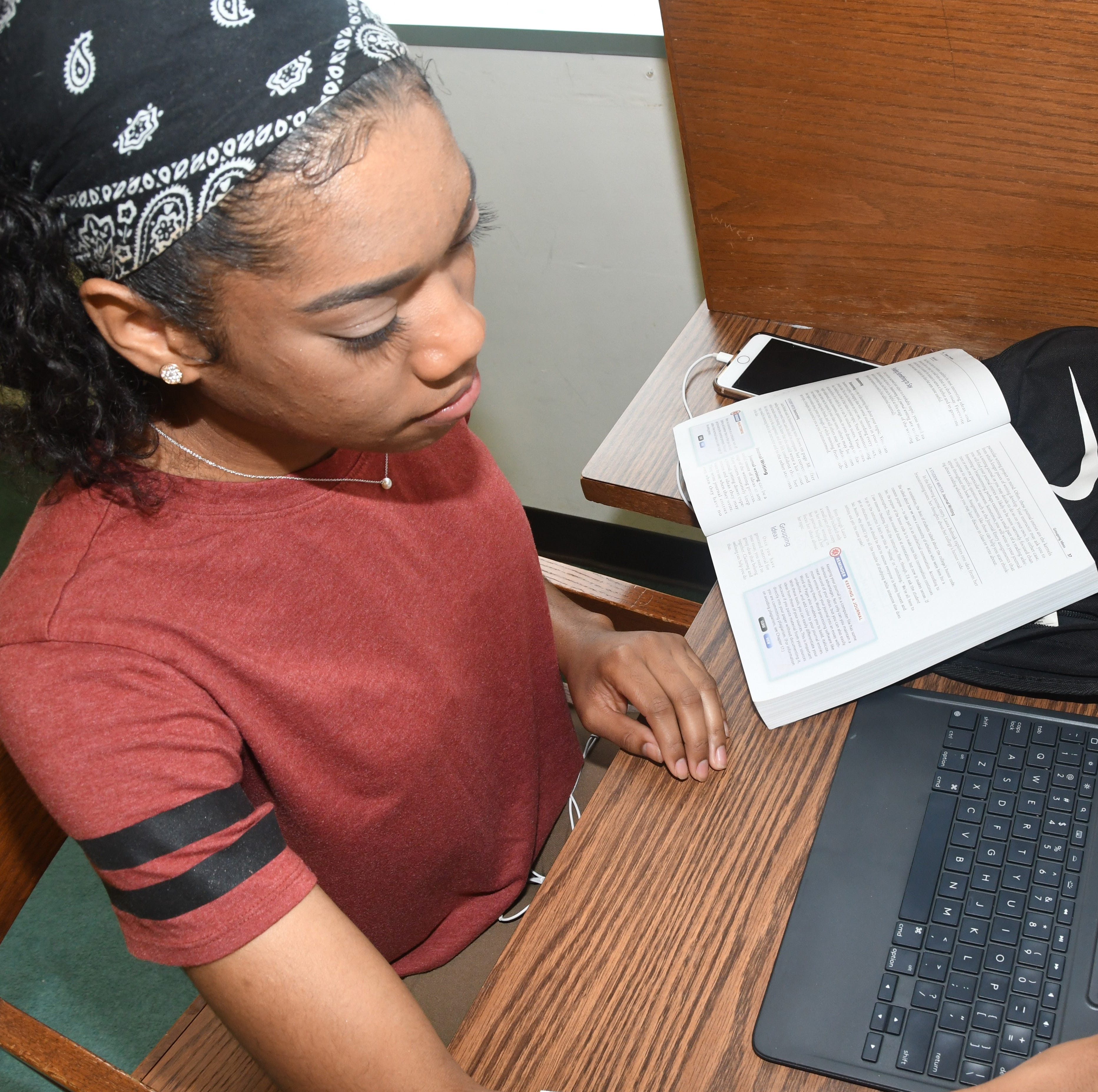 Freshmen at Delaware State University getting free iPad pros and MacBooks this year