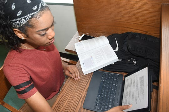 Delaware State University students got free iPad pros this week.