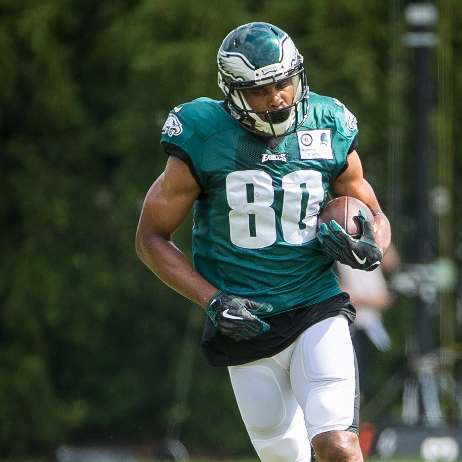 Eagles re-sign 2014 draft pick Jordan Matthews, one of Wentz's best friends
