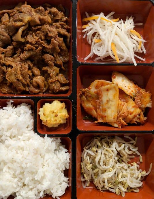 Lunch Bunch Korean Bbq