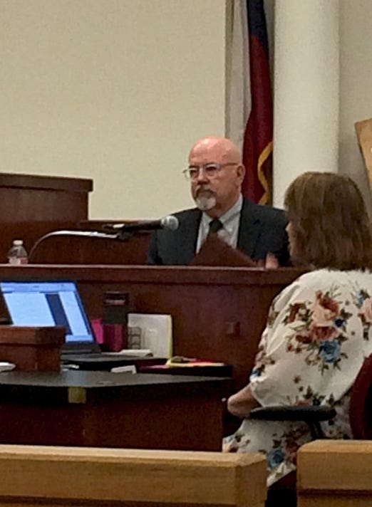 Forensic psychologist testifies for state