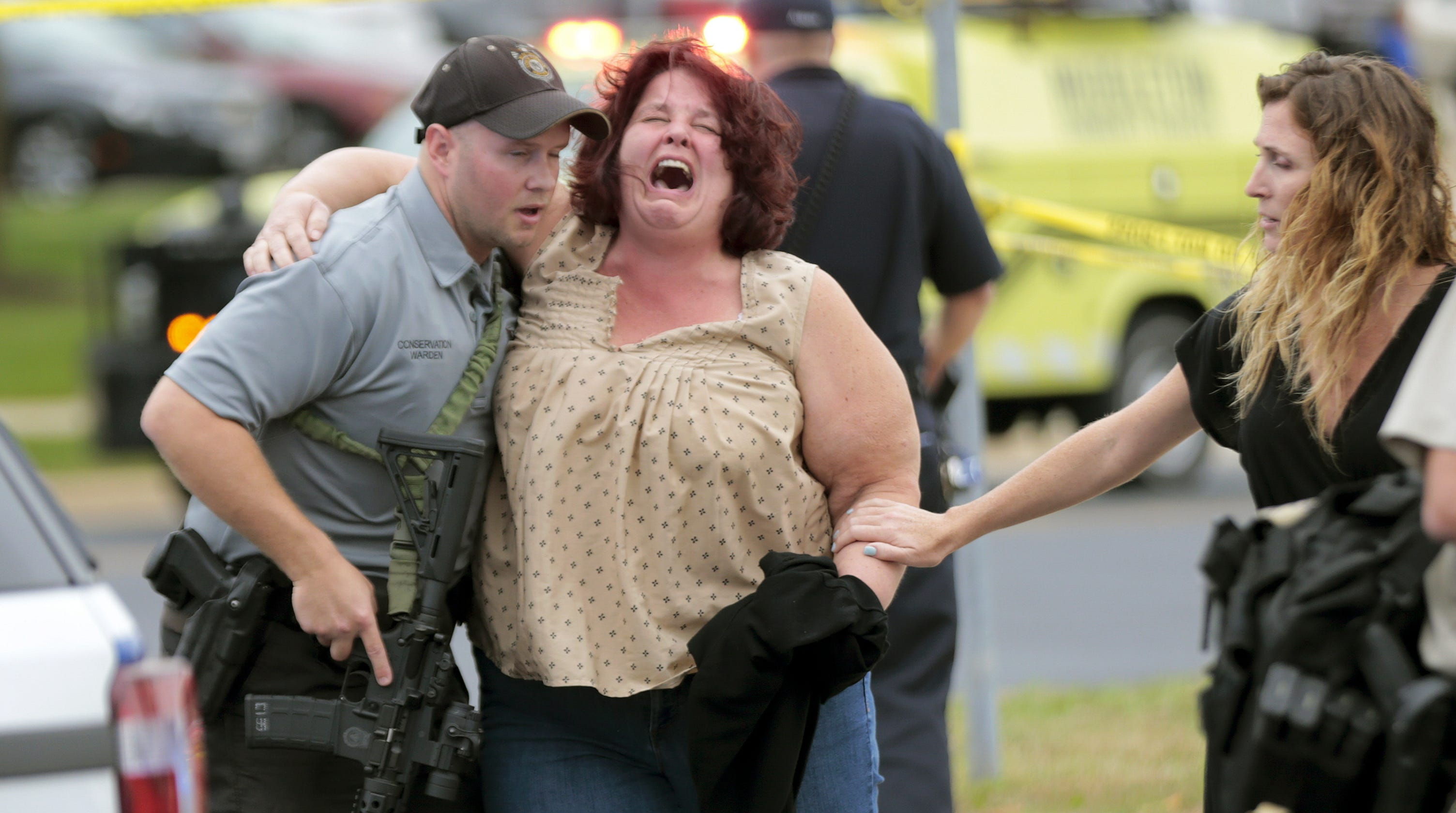 Shooter Dead, 4 Wounded In Middleton, Wisconsin, Office