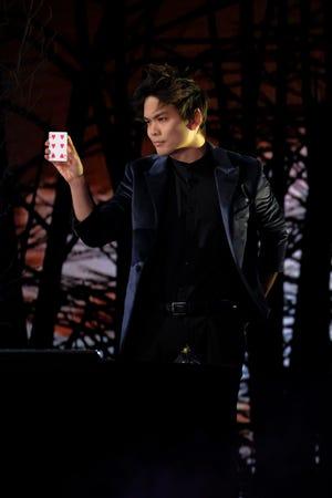 "AMERICA'S GOT TALENT --  ""Live Finale"" Episode 1321  -- Pictured: Shin Lim -- (Photo by: Trae Patton/NBC)"