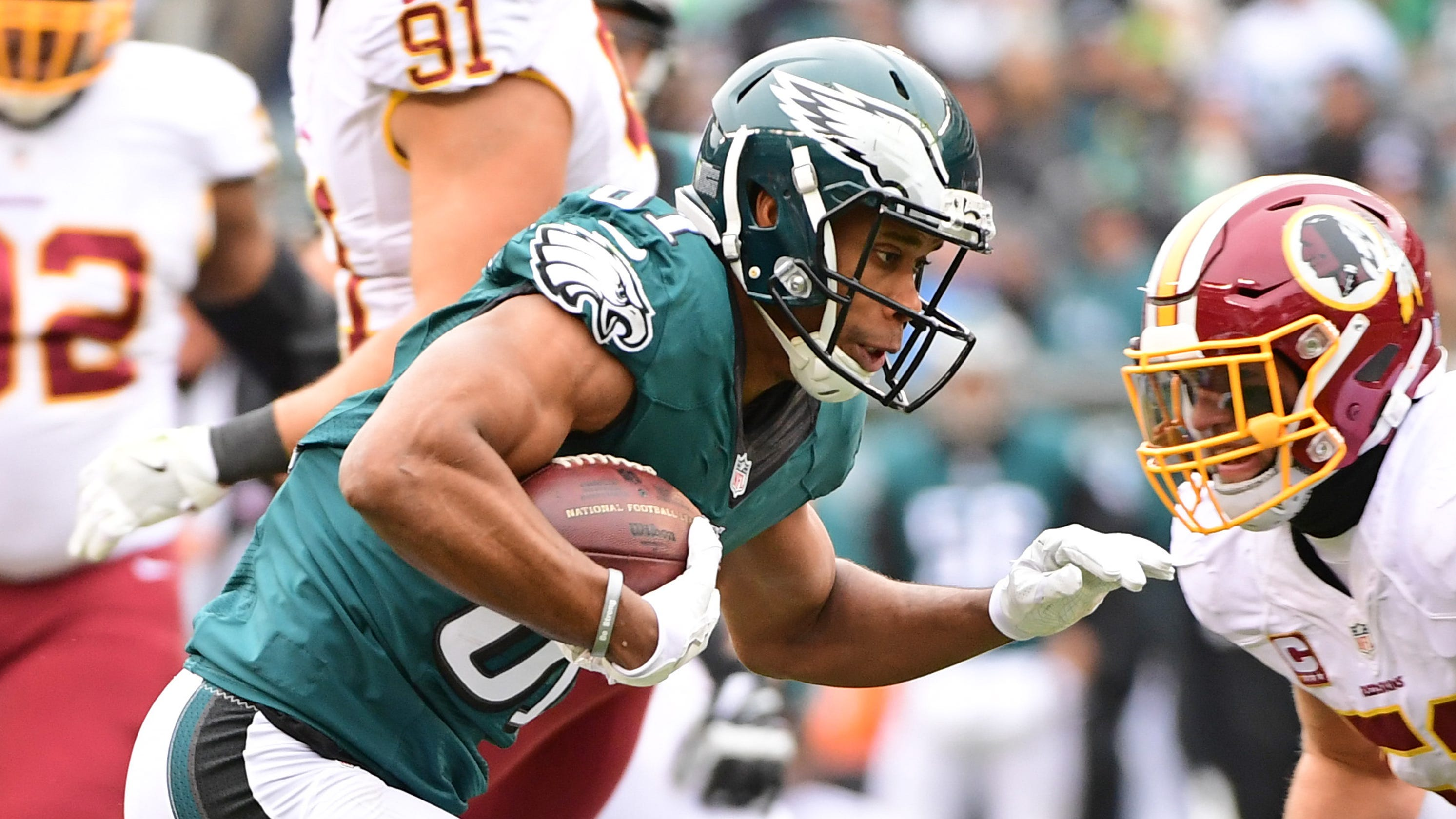 1c94056f3 Eagles bring back WR Jordan Matthews, Carson Wentz's close friend