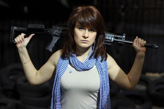 Maria Butina is not a spy, but a 'spotter': DOJ revives intrigue over gun-totting Russian native