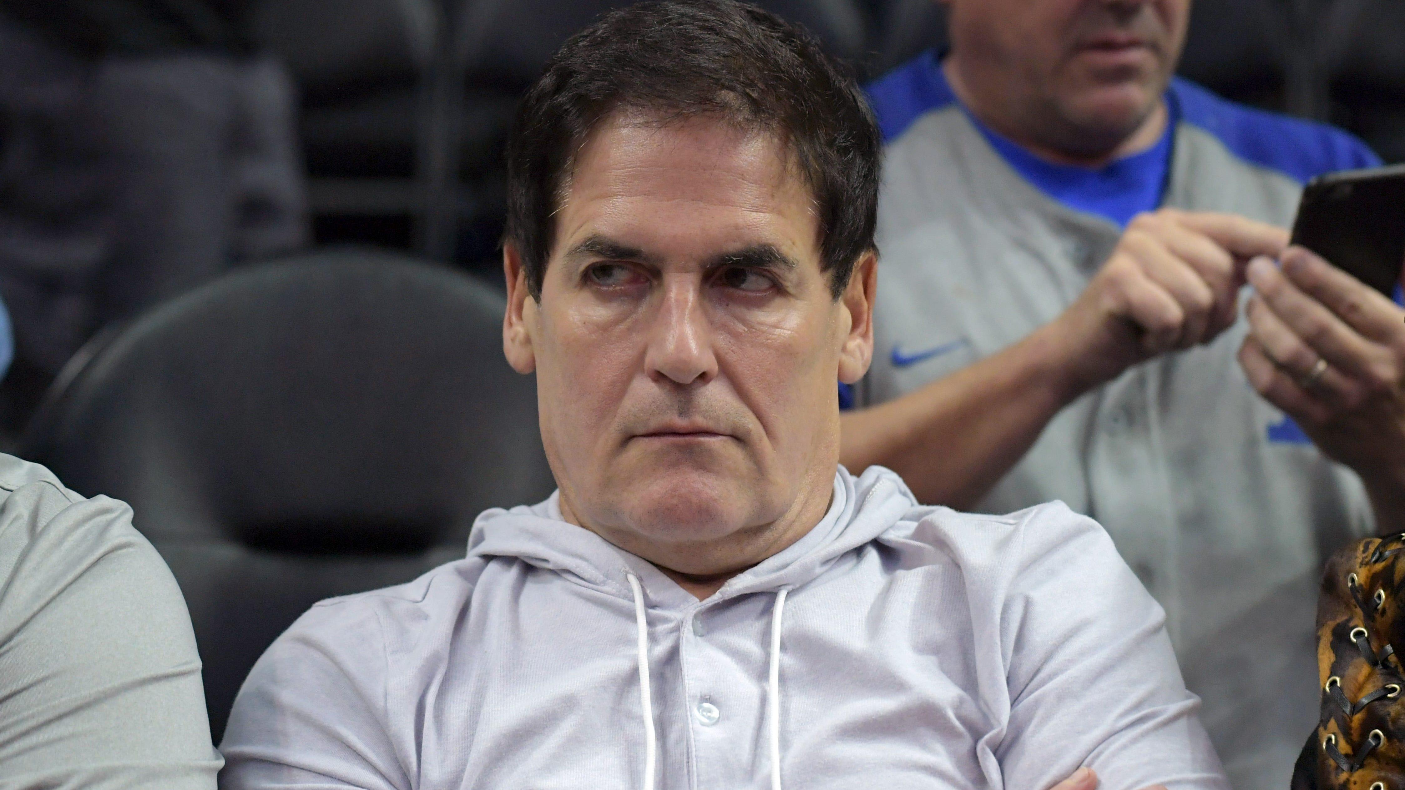 Mark Cuban on Mavericks workplace misconduct: 'I'm just sorry I didn't see it'