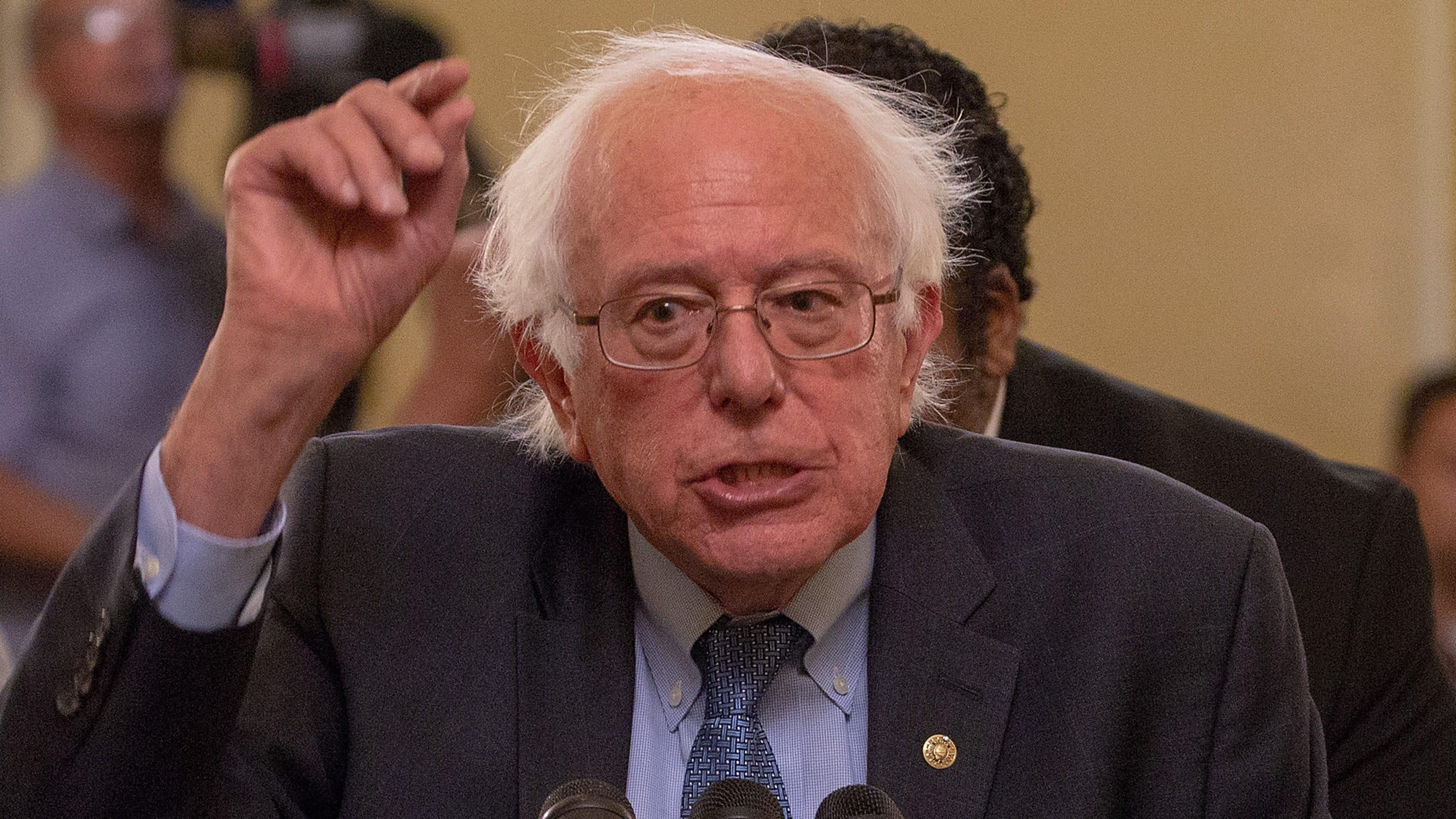 Bernie Sanders most popular senator in Morning Consult poll