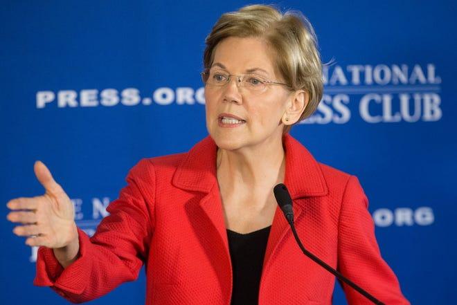Elizabeth Warren, D-Mass.