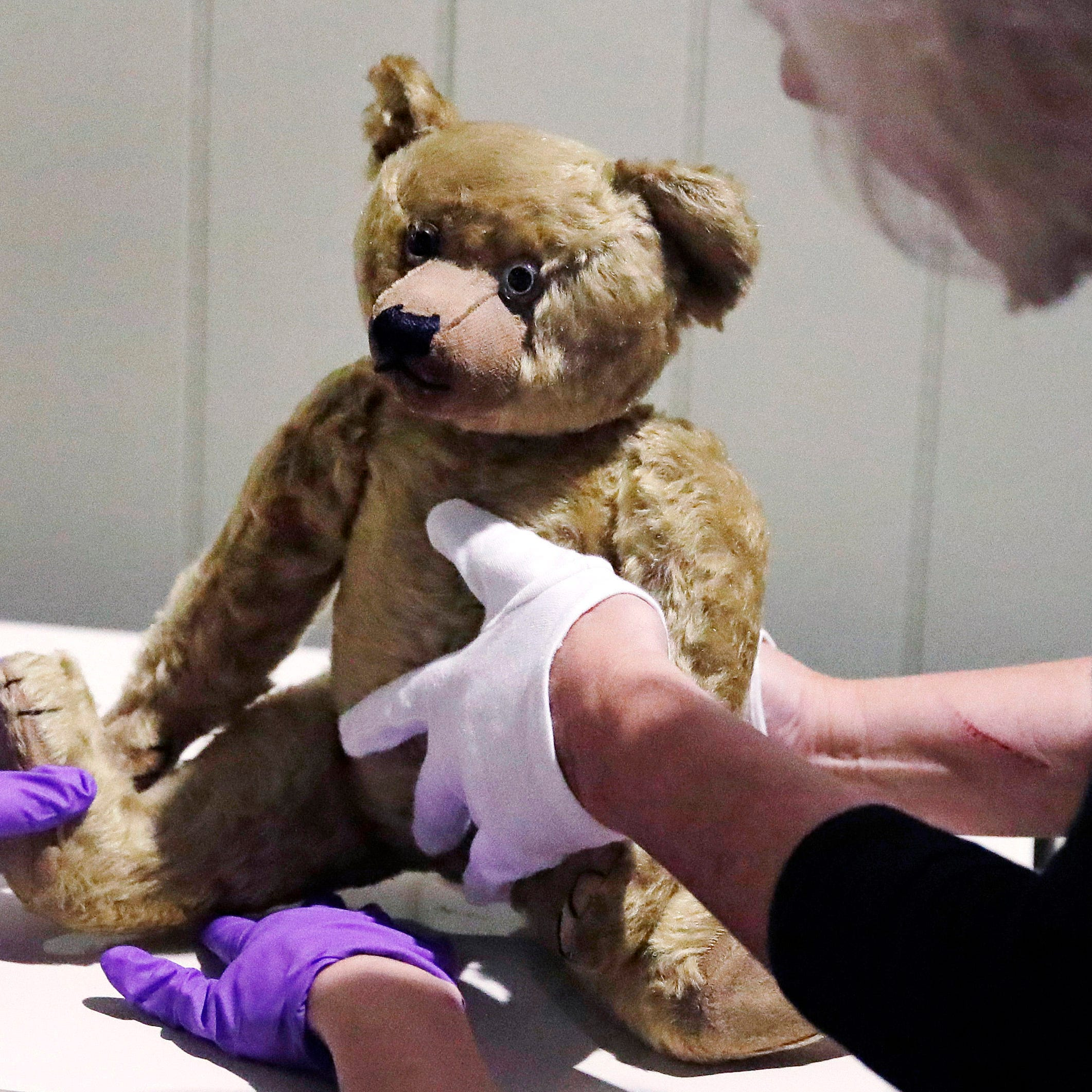 A bear in Boston: Winnie-the-Pooh gets his own museum exhibit at Museum of Fine Arts