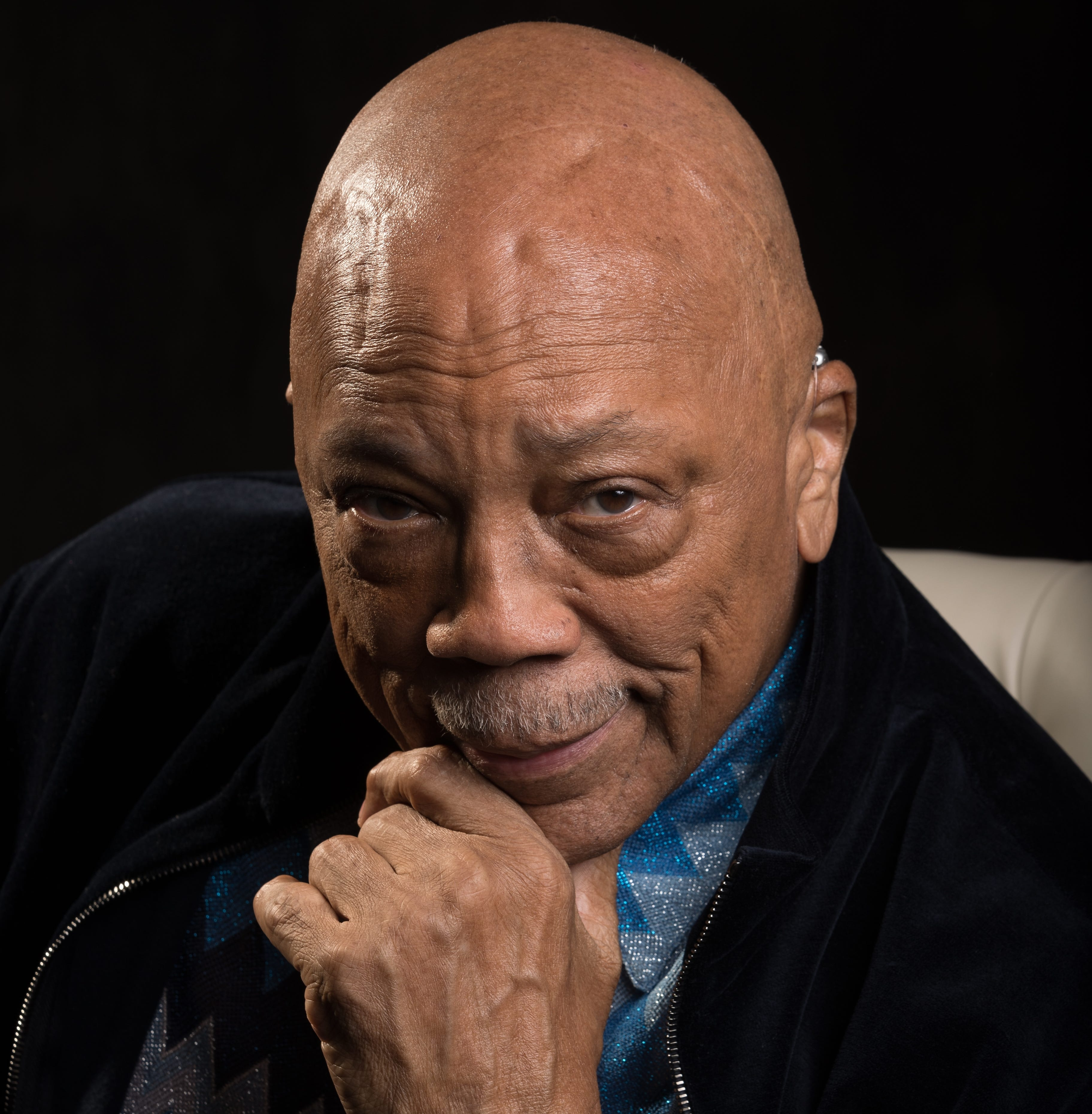 Quincy Jones shows he's been 'kicking booty every decade' in jaw-dropping Netflix doc