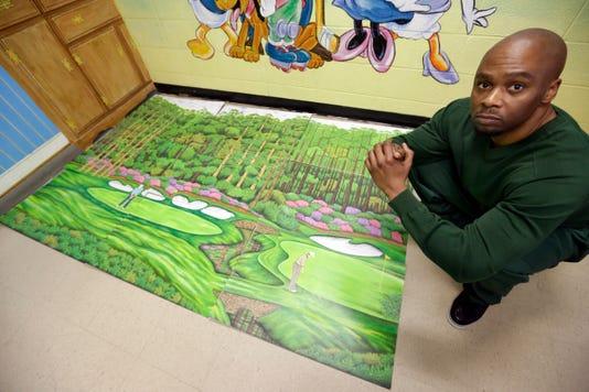 Ap Inmate Artist A File Usa Ny