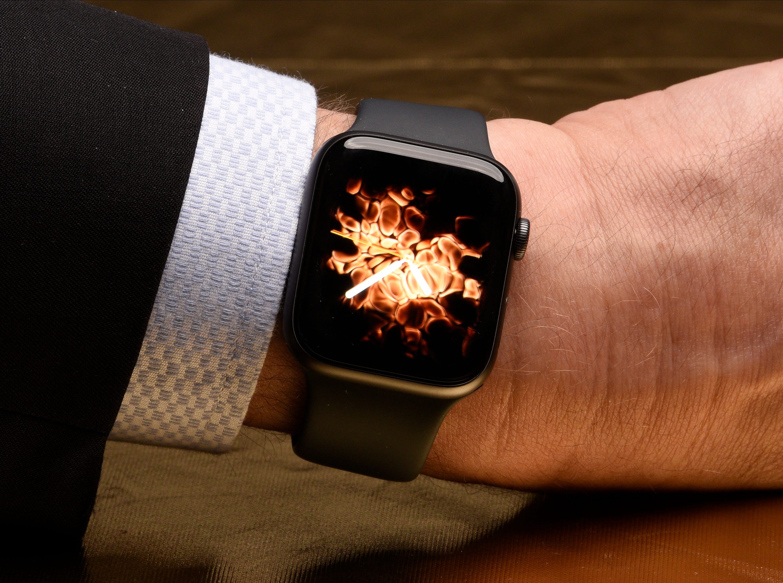 The new Apple Watch 4