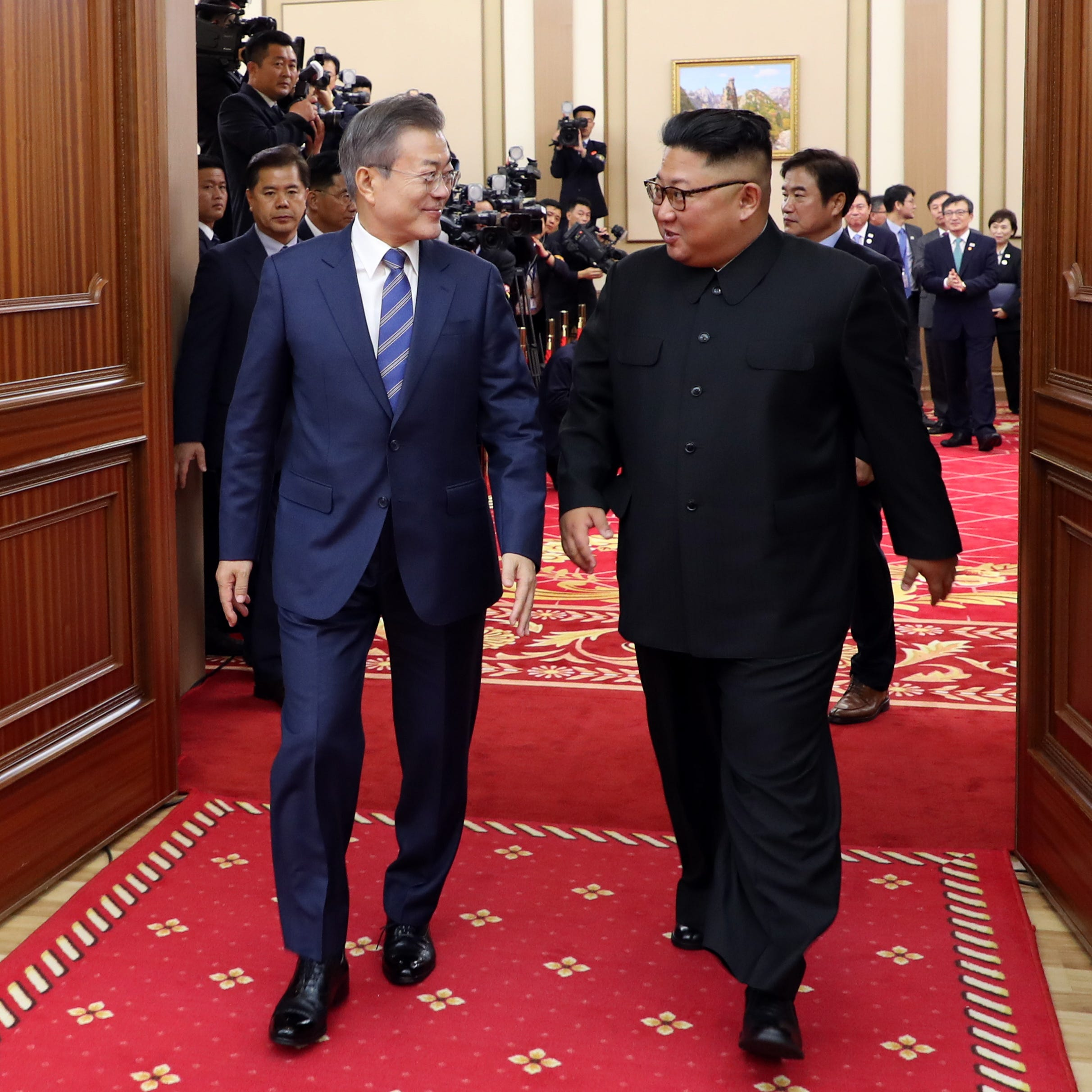 Why Donald Trump needs to be involved in North and South Korea peace talks: Today's talker