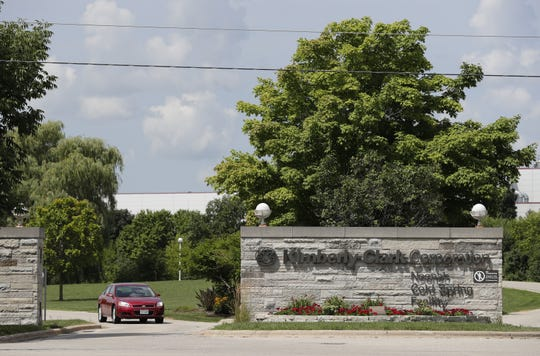 Kimberly-Clark Corp.'s Cold Spring plant is in Fox Crossing.