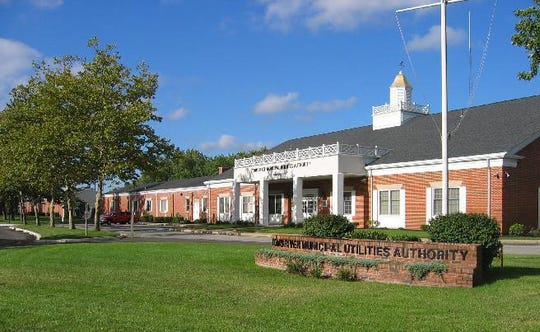 Toms River Municipal Utilities Authority headquarters