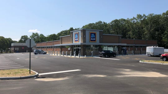 Aldi's new store on Route 9 in Howell