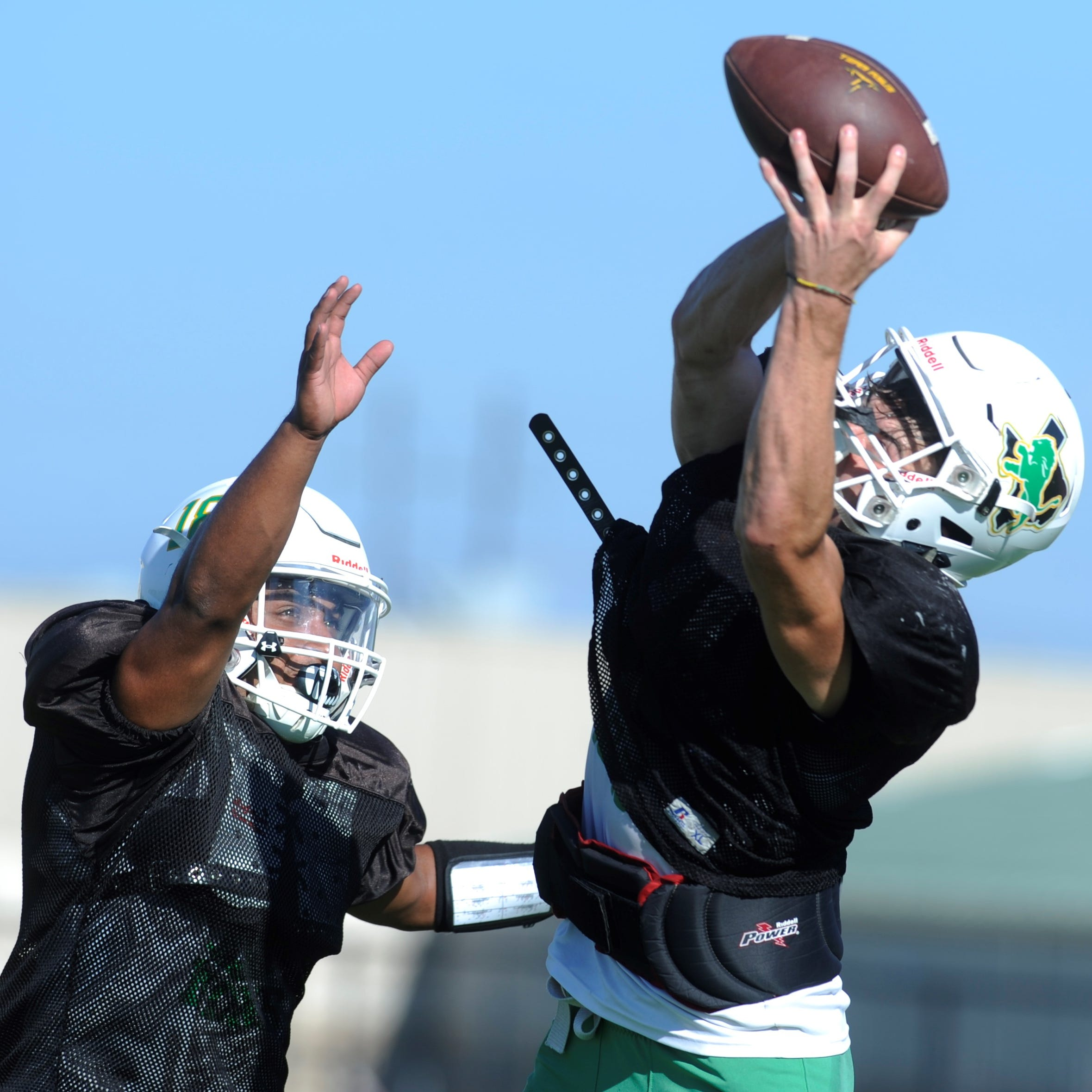 Merkel's Williams, Dublin's Stanley nab first-team TSWA Class 3A All-State football honors