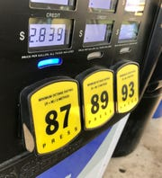 Both Buncombe and Asheville do have their own facilities for fueling county vehicles, but city and county workers do buy some fuel at regular gas stations.