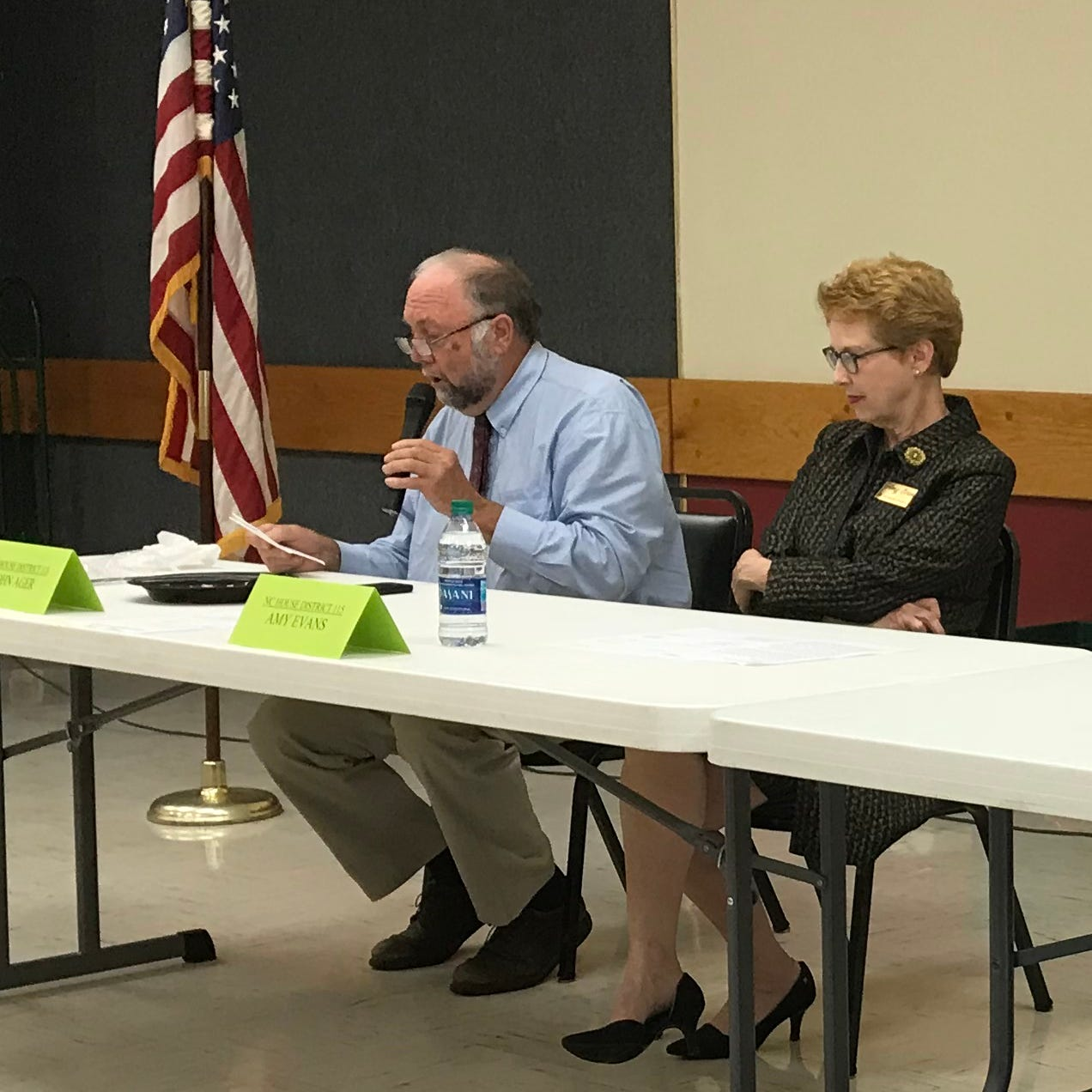 Buncombe candidates for NC House debate benefits of GOP policies, Medicaid