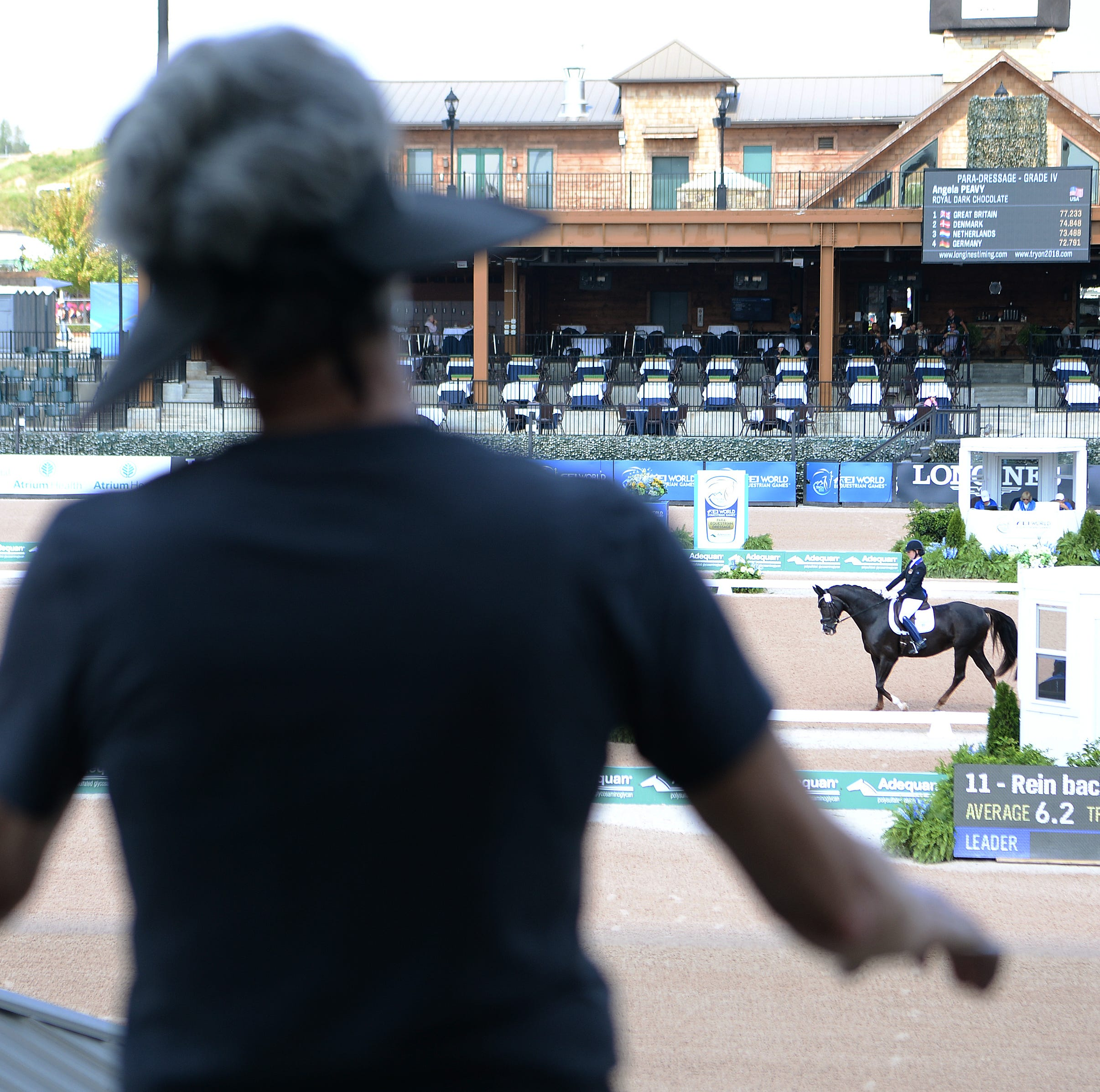 How a 72-year-old retired Asheville teacher became a dressage choreographer