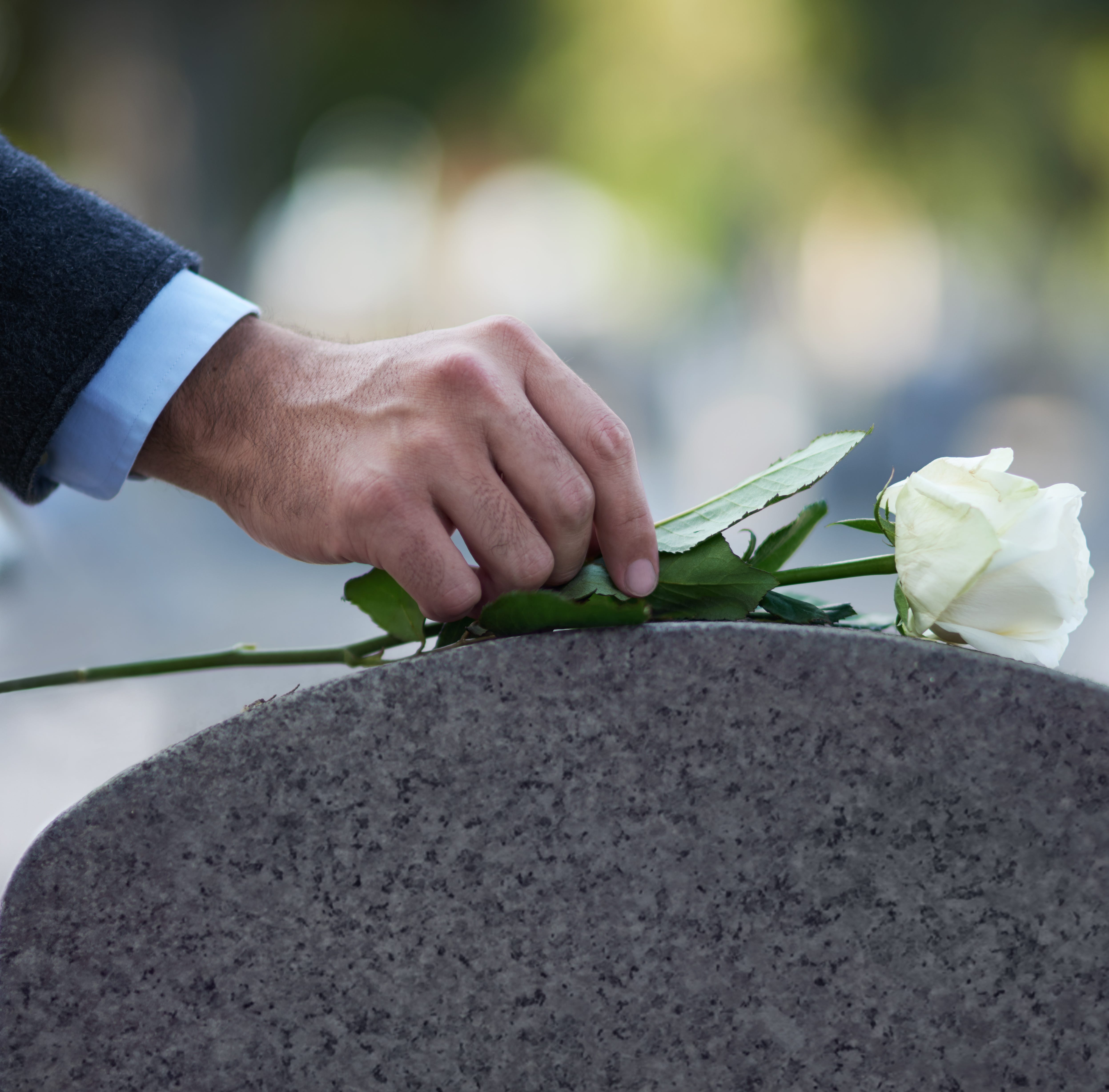 Dealing with grief through bereavement leave.