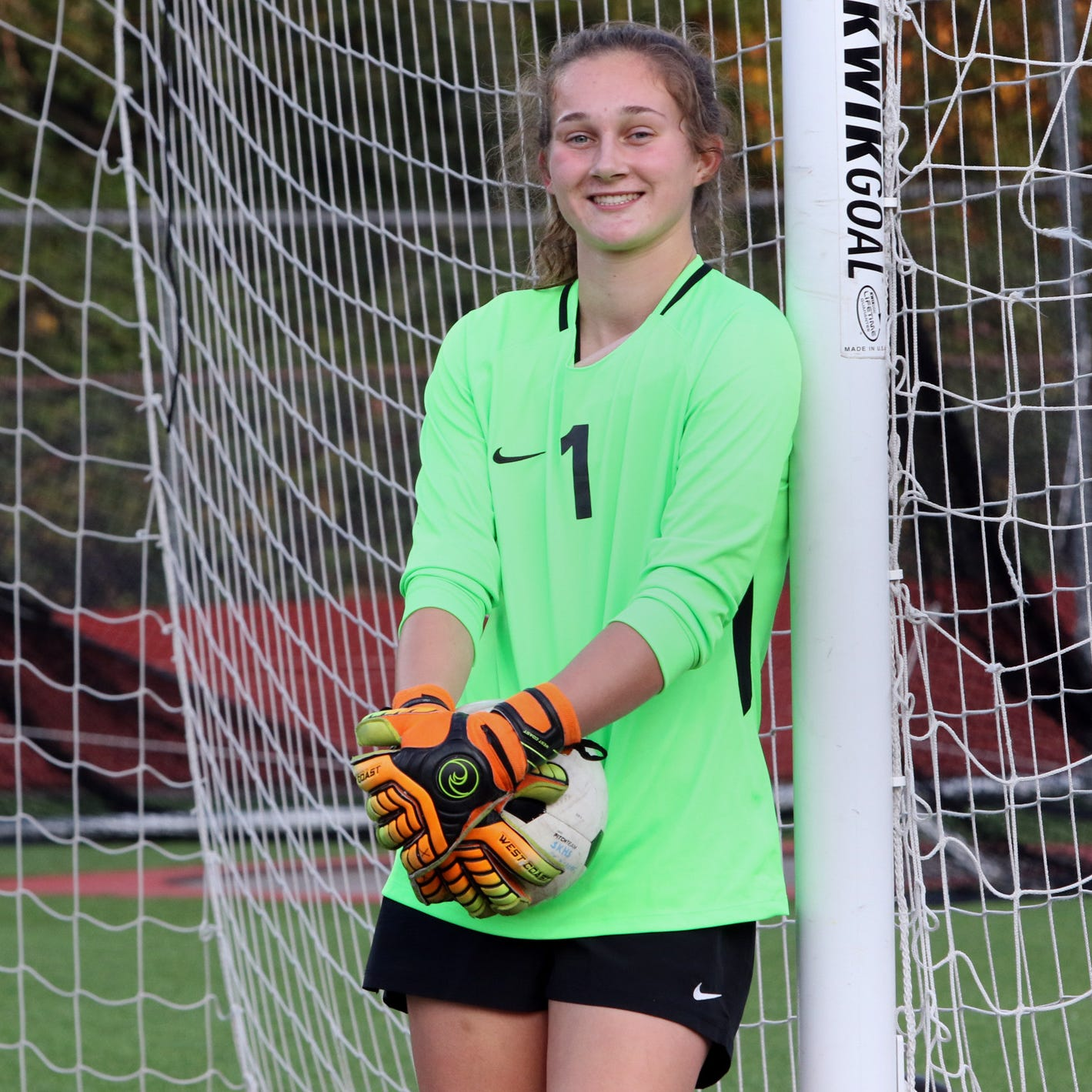 South Kitsap goalkeeper Nail riding high after dirt bike crash