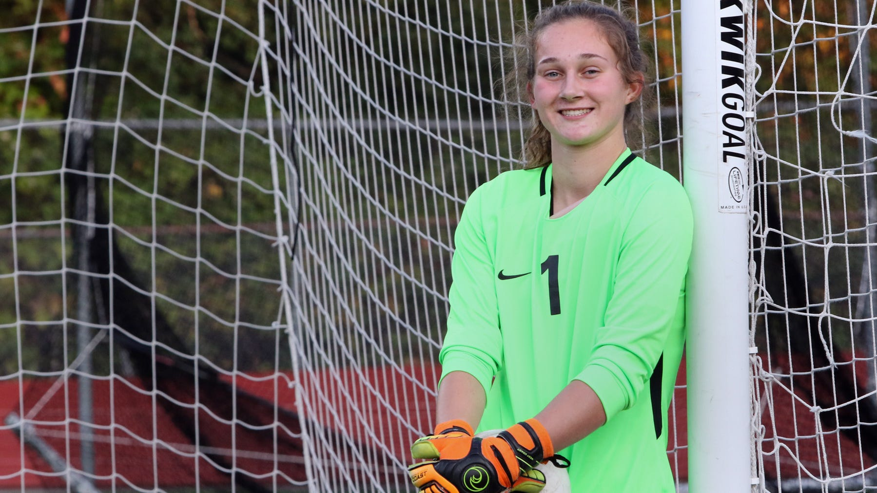 South Kitsap goalkeeper Megan Nail and the Wolves began the season with wins in four of the team's first five games.
