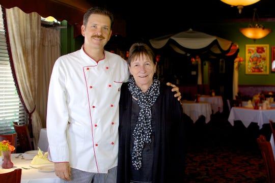 Chef de cuisine Eddie Deleuil and Heidi Deleuil are owners of Heidelberg in Cocoa Beach.