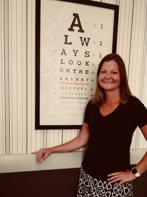 Dr. SarahNigh-Brunerattended Optometry School at OSU where she earned her Doctorate of Optometry.