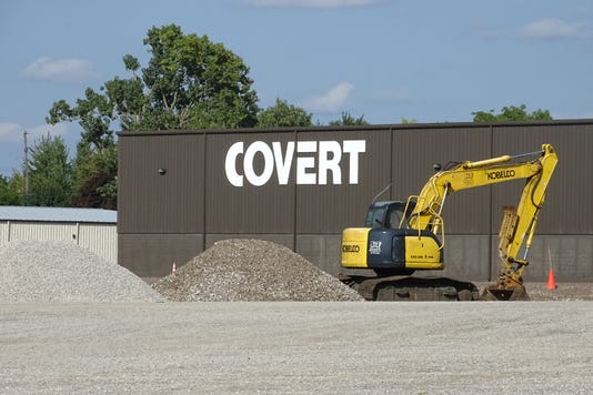 Covert Manufacturing