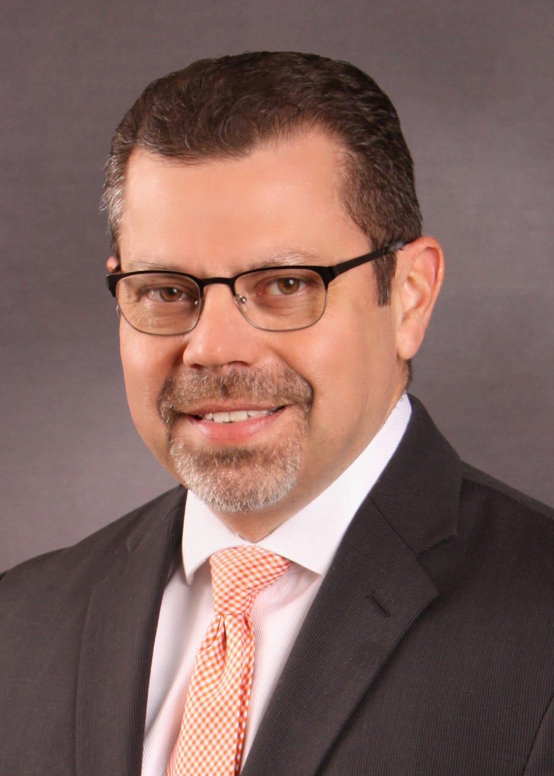 Corpus Christi City Council District 3 candidate Roland Barrera