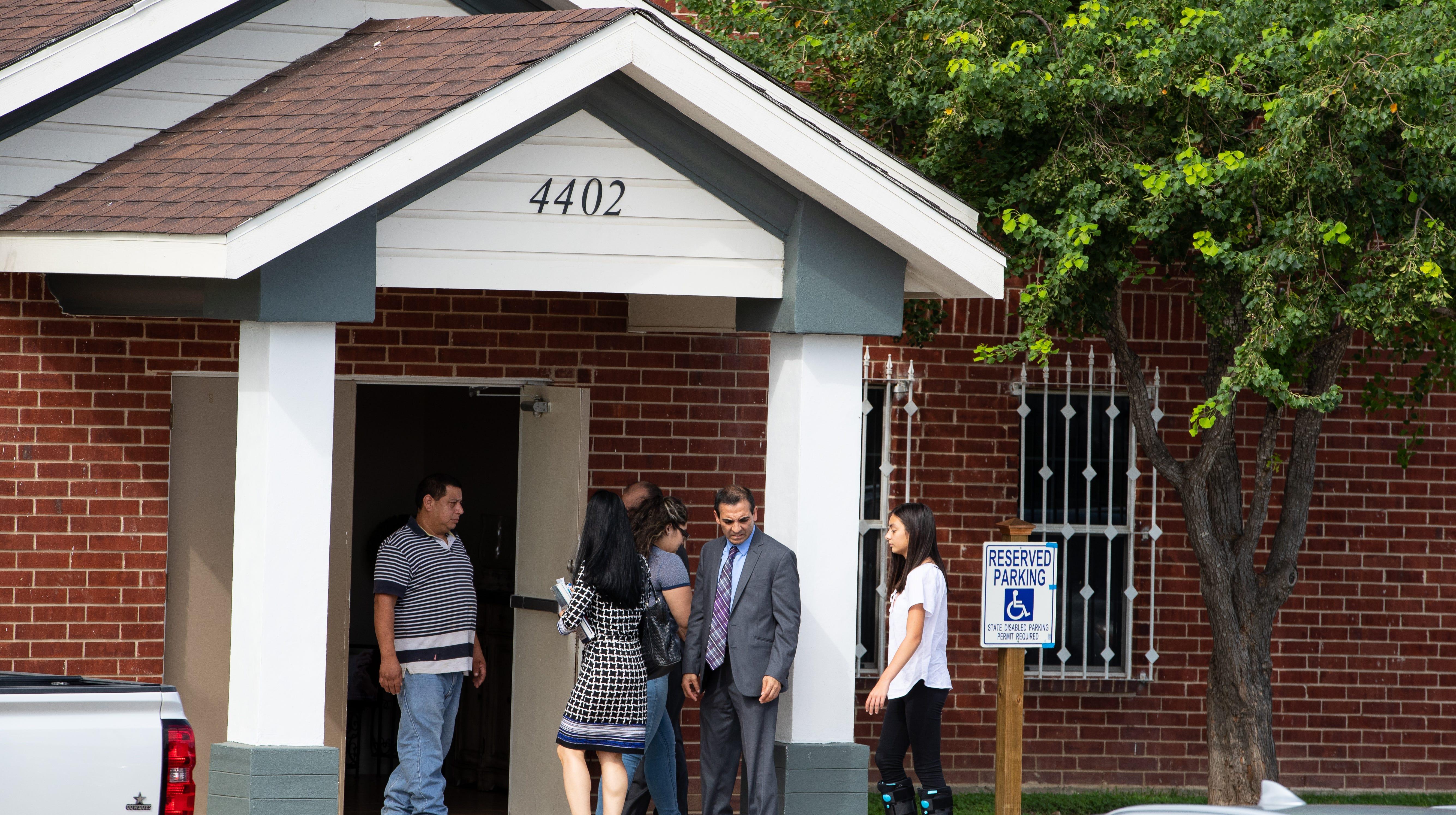 Family of Laredo 'serial killer' victim mourns a life cut short