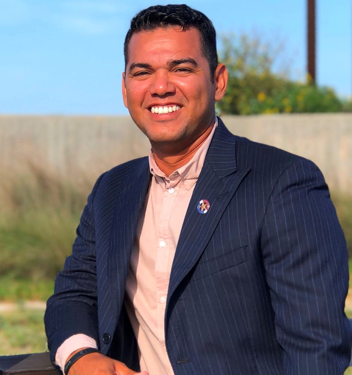 Corpus Christi City Council District 5 candidate Eric Rodriguez