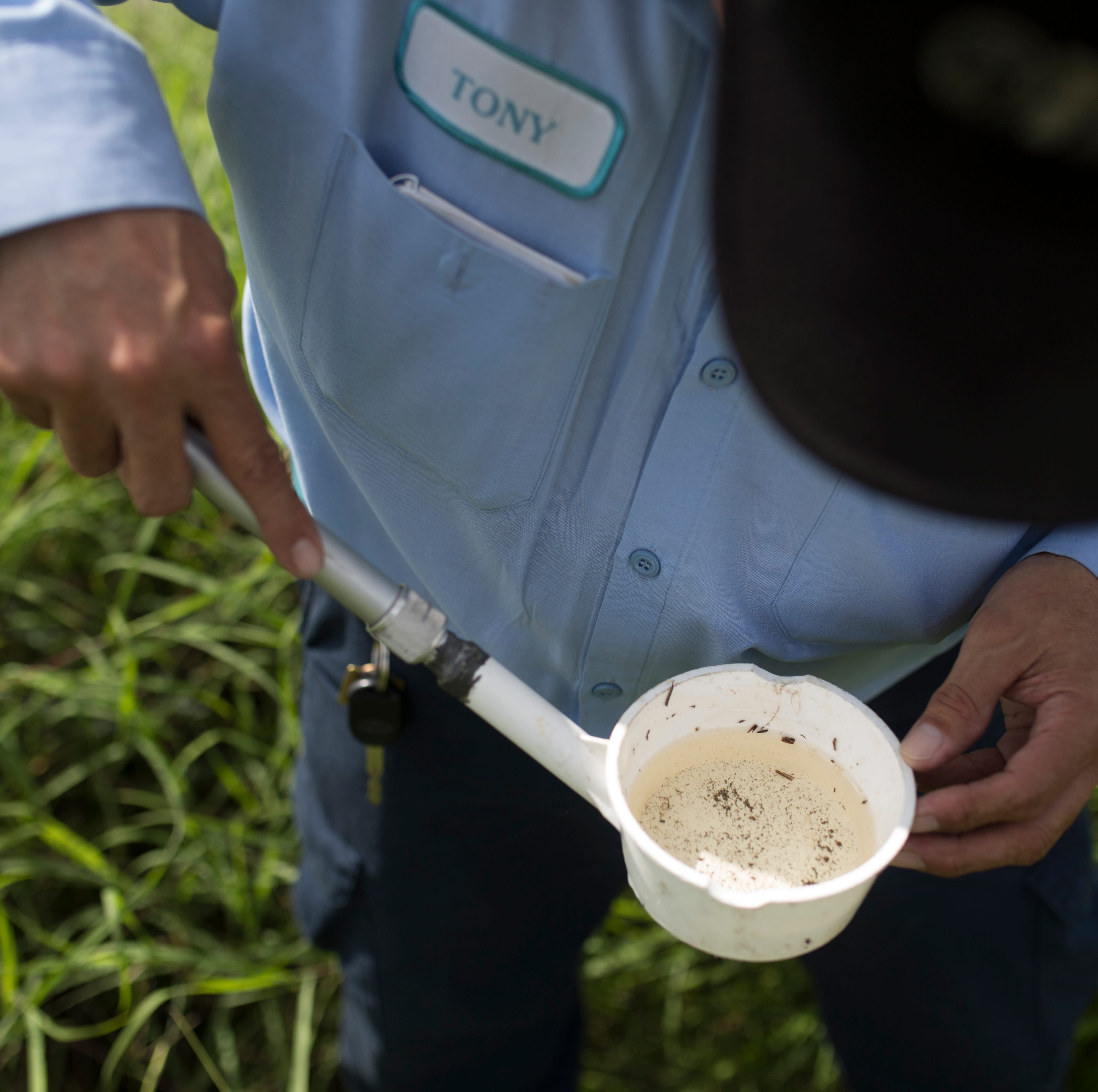 Corpus Christi Vector Control works to keep mosquitos under control