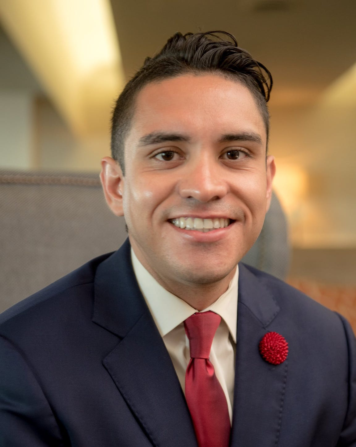 Corpus Christi City Council District 2 candidate RJ Torres