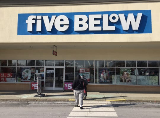 Five Below, which operates this Cherry Hill store, is expanding to the Moorestown Mall.