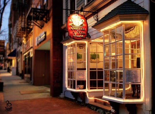 Located in the oldest standing house in Montclair built in 1860, Trend Coffee & Tea House is as quaint as they come.