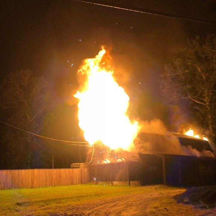 Fire at vacant Burlington County restaurant prompts investigation