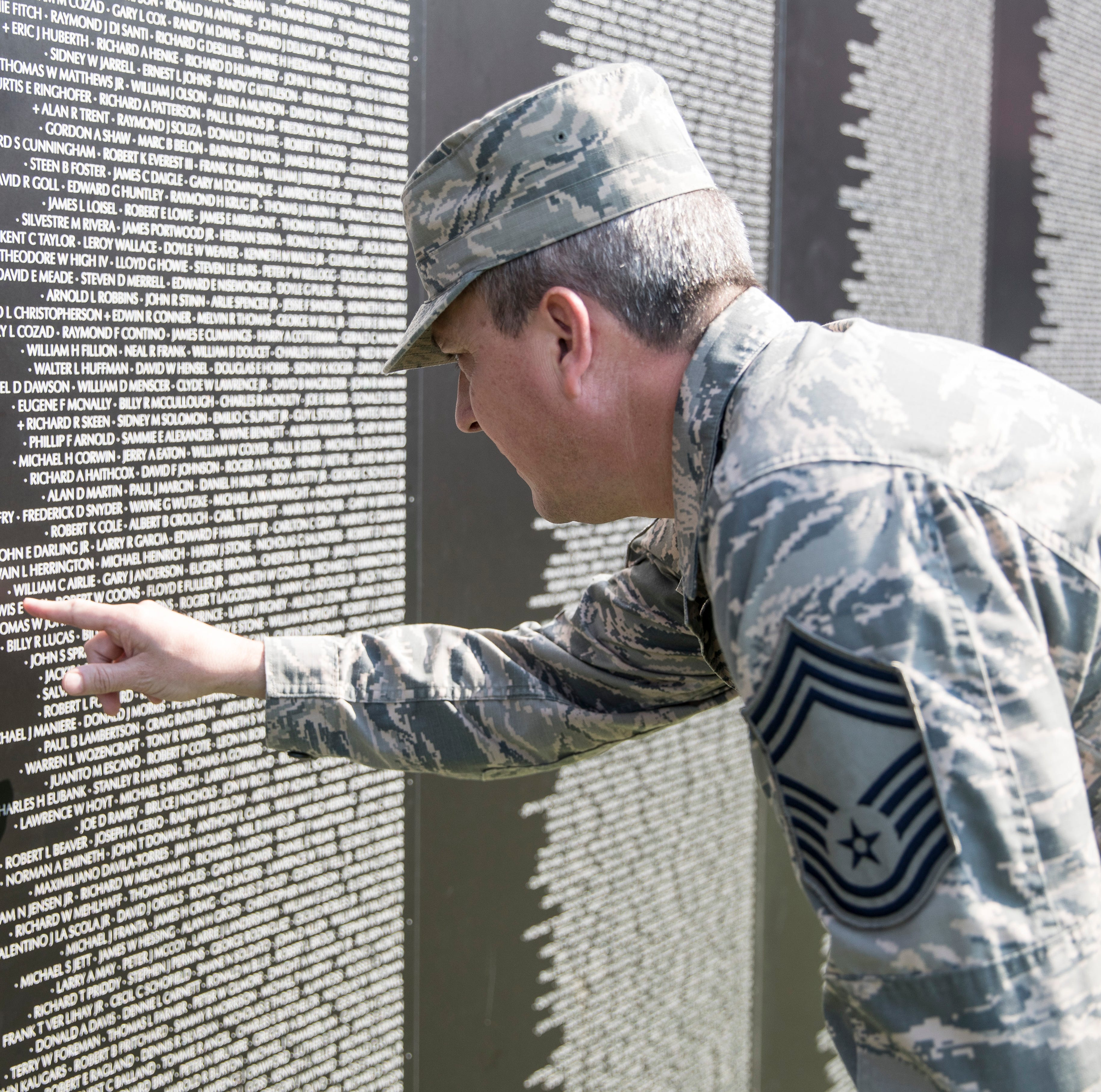 Traveling Vietnam wall visit is more than just the stories behind the names