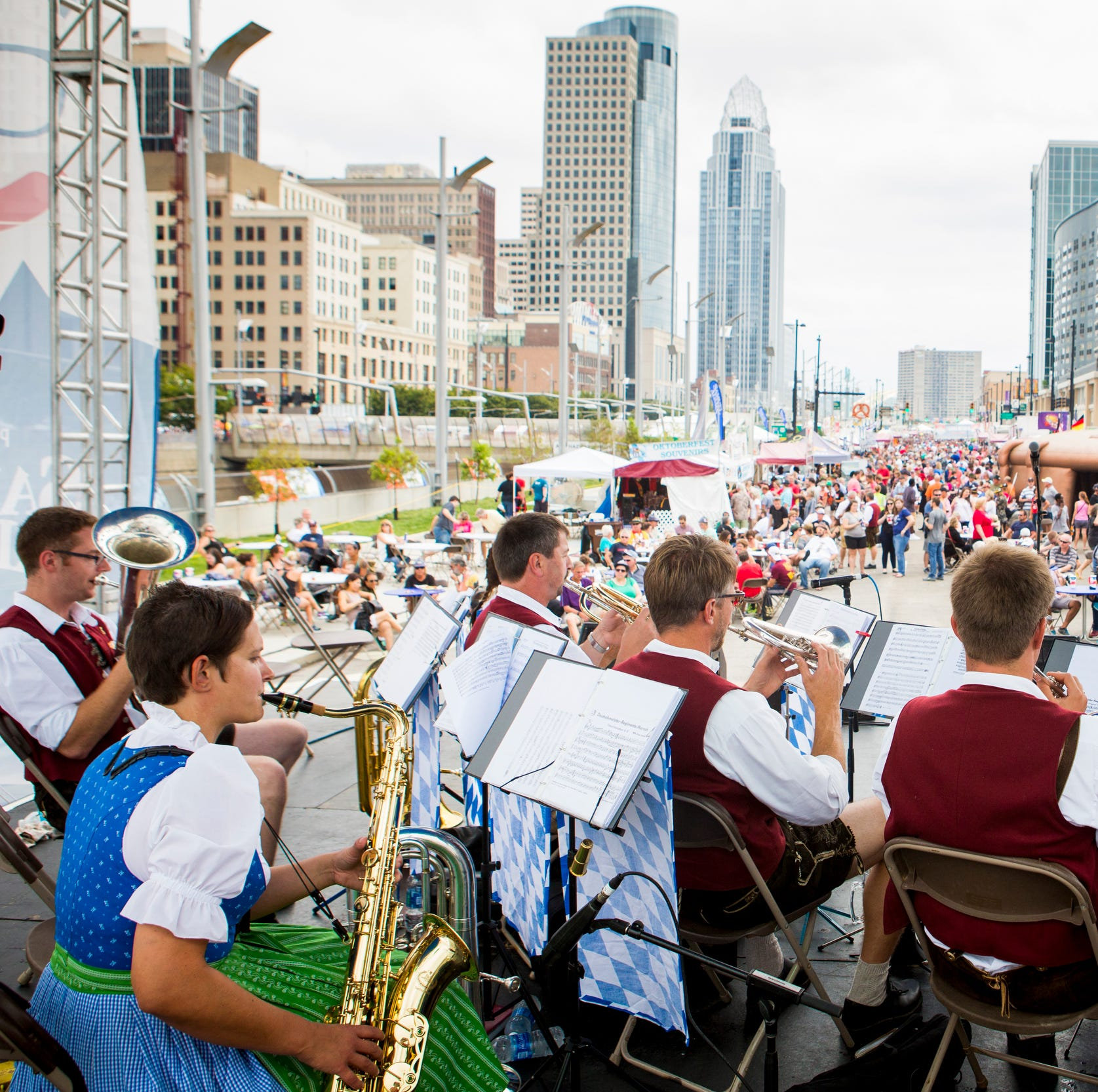 Cincinnati weather: Will it rain on Oktoberfest, Friday night football?