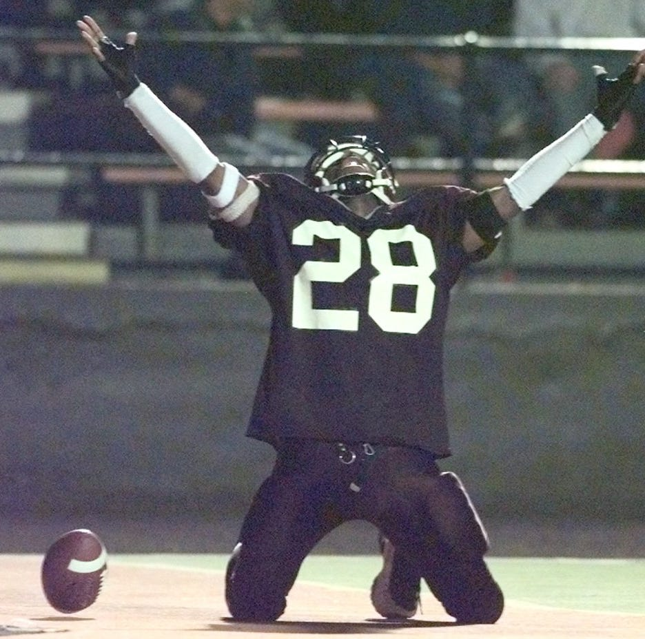 Glory Days: Lebanon 1998 football had single-minded focus to earn state title