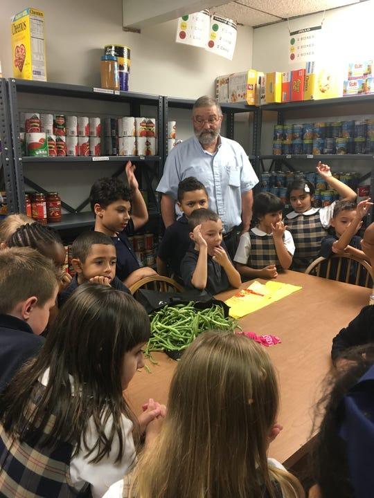 With the string bean project at Saint James School, students not only enhanced their science knowledge and reading skills, but they learned that hunger is a problem in every community. Most important, they learned that even at the age of seven, they can make a positive difference in the lives of others.