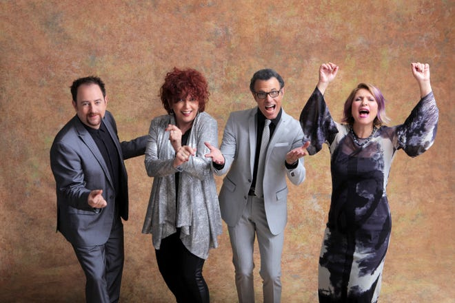 Going strong after more than 45 years, Grammy Award winner The Manhattan Transfer, with tenor vocals from Kean University alumnus Alan Paul '71, will captivate Kean Stage audiences with their distinctive four-part harmonies at Enlow Recital Hall at 3 p.m. on Sunday, September 30.